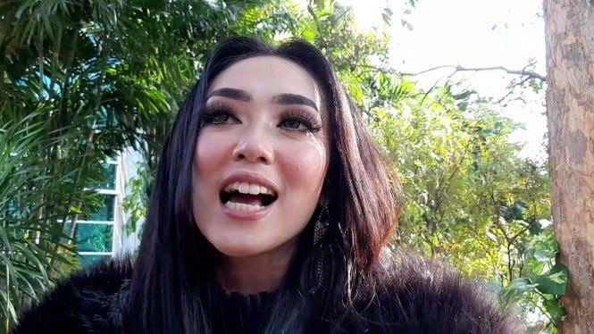 Tyara Melati, Model yang Sering Disebut Syahrini KW