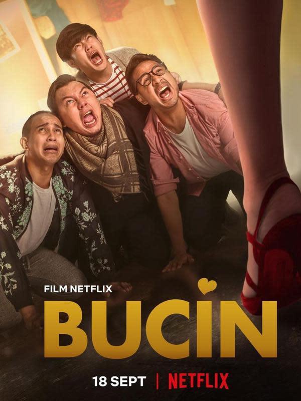 Film Bucin (Instagram/chandraliow)