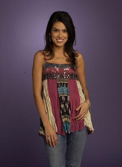 "Amanda Avila from Las Vegas, NV is one of the contestants on Season 4 of ""American Idol."""
