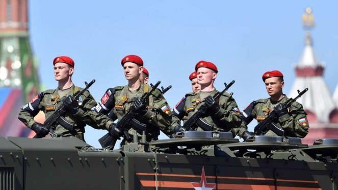 VIVA Militer: Tentara Russia
