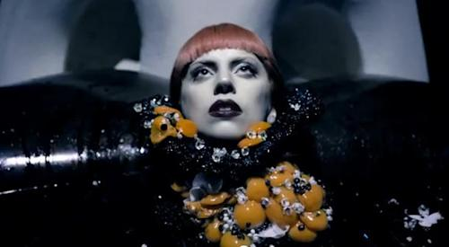 Lady Gaga's Teasers For New 'Fame' Fragrance Puts The 'Gag' In Gaga