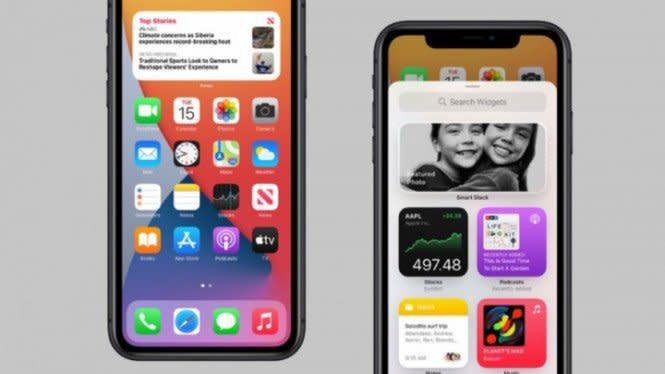 Ada Cara Baru Tangkap Gambar Layar iPhone