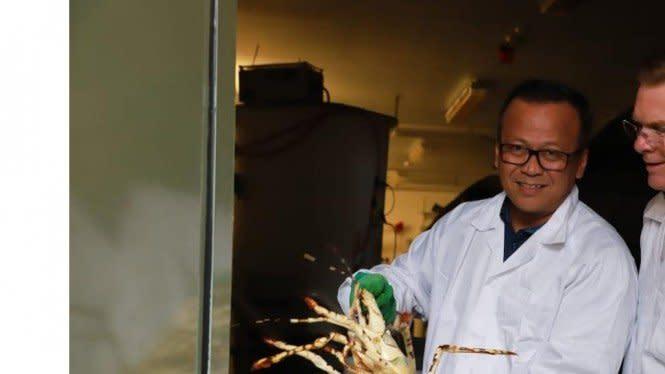 Edhy Prabowo: Nelayan Paling Diuntungkan dari UU Cipta Kerja