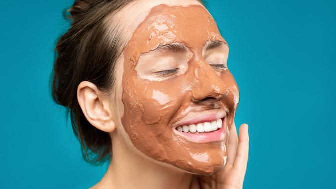 ilustrasi masker wajah untuk kulit cerah/pexels