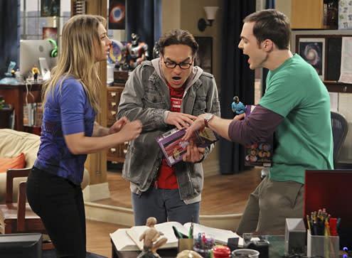 Report: Big Bang Stars Jim Parsons, Johnny Galecki and Kaley Cuoco Ink New $90 Million Deals