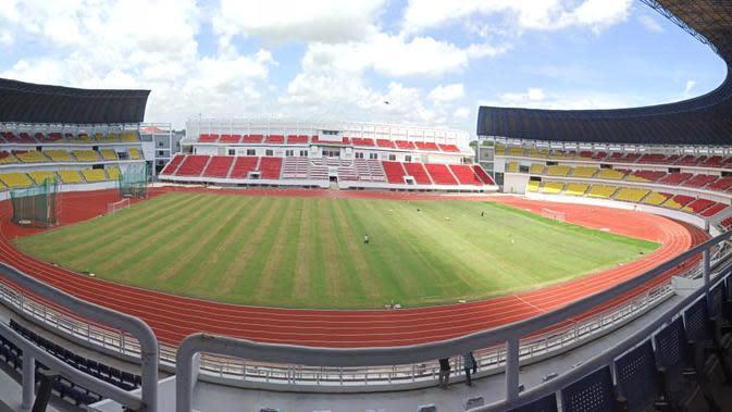 Kondisi Stadion Jatidiri Semarang saat ini. (Dok. Pengelola Stadion Jatidiri)