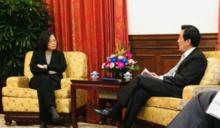 憶總統交接時馬強調兩岸與能源重要 蔡英文這動作讓他直覺 :「台灣未來不妙」