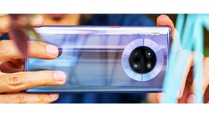 Ada yang Baru dari Huawei Mate 40