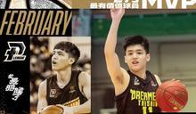 PLG》夢想小跑車飆出聯盟本土球員得分新高 台新夢想家林俊吉獲單月MVP