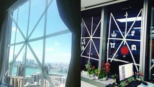 防風膠紙搞到隻窗都係膠漬? 教你如何清理窗上的膠紙漬!