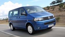 2012 Volkswagen Caravelle