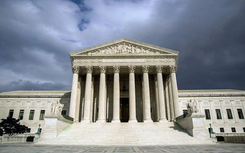 The US Supreme Court - KAREN BLEIER / AFP
