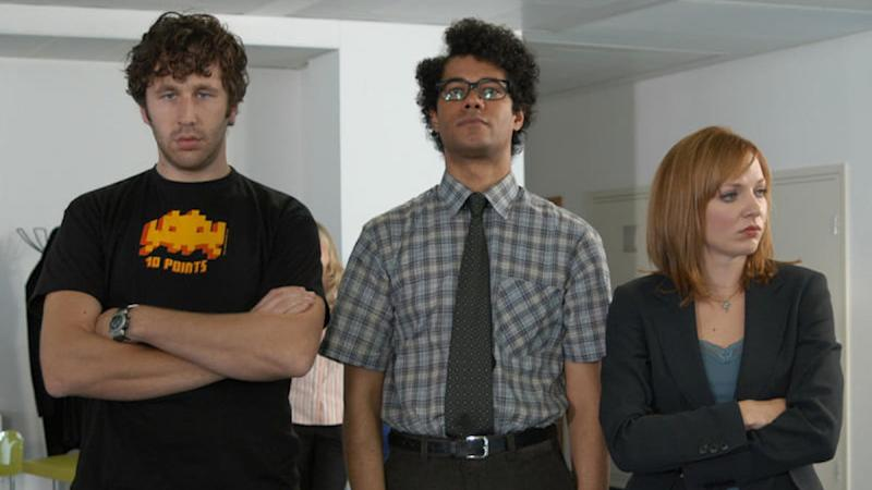 The IT Crowd on Netflix