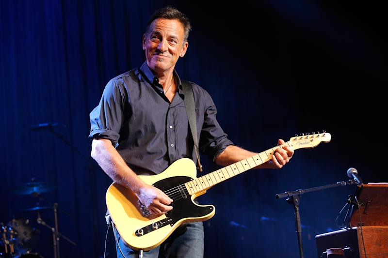Bruce Springsteen Has 'High Hopes' for 2014