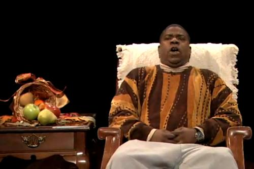 Tracy Morgan Says 28 Thanksgiving-y Things on 'Late Night With Jimmy Fallon' (Video)