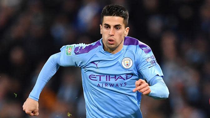 Joao Cancelo (Manchester City). (AFP/ Paul Ellis)