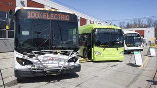 加拿大將投放二十億加元推動電動公車