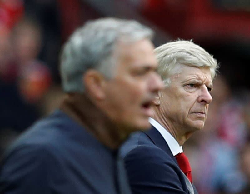 Wenger unruffled by Mourinho's 'permanent provocation'