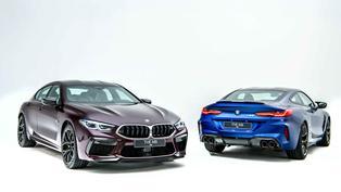 售價888萬元起 豪華性能轎跑BMW M8 Coupe / M8 Gran Coupe上市!