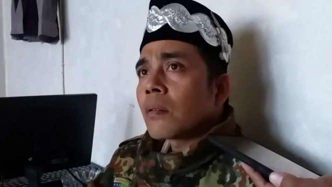 Polisi Tahan Pimpinan Paguyuban Tunggal Rahayu