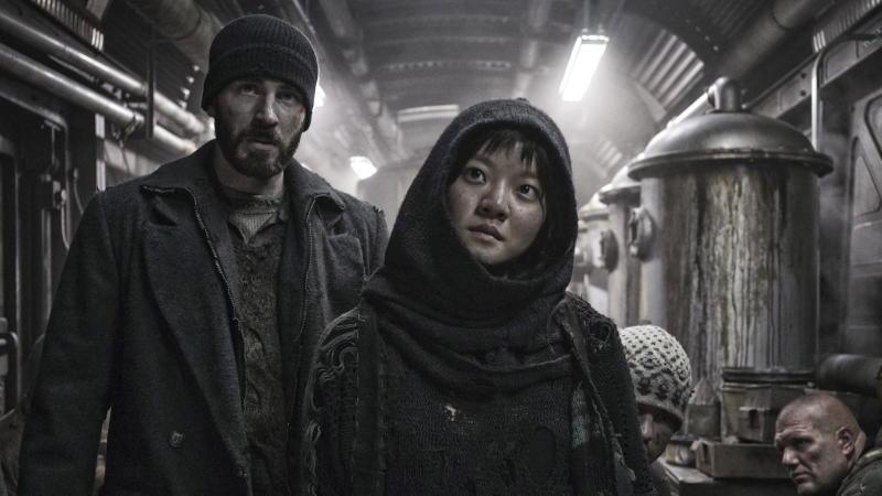 Snowpiercer movie on Netflix