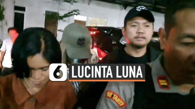 VIDEO: Momen Lucinta Luna Digiring ke Rumah Tahanan Narkoba