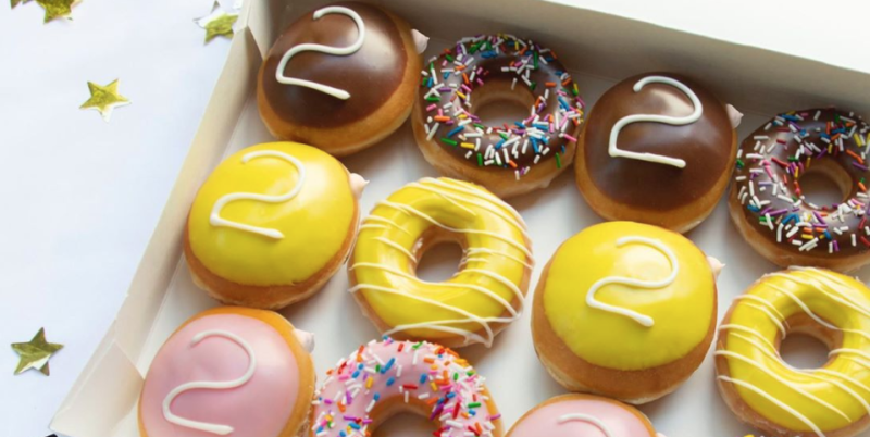 Photo credit: Krispy Kreme - Instagram