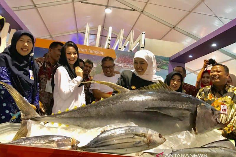 Ini dia saran Gubernur Jatim agar semakin banyak warga yang makan ikan