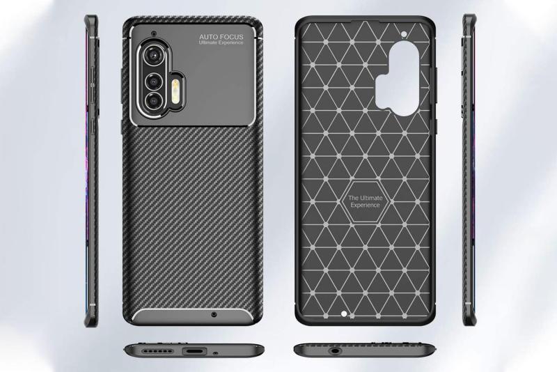 Tznzxm Moto Edge Plus Case