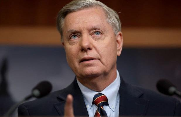 Lindsey Graham Backpedals After Saying 'Use My Words Against Me' on Supreme Court Vacancies