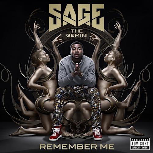 "This CD cover image released by Republic Records shows ""Remember Me,"" by Sage The Gemini. (AP Photo/Republic Records)"