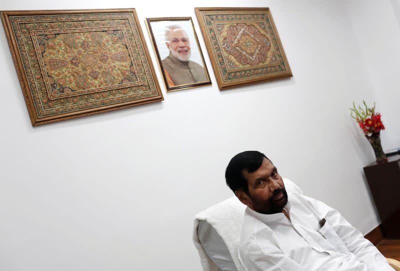 Food Minister Ram Vilas Paswan dies after weeks in hospital