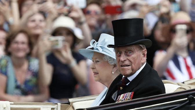 20-11-1947: Pernikahan Calon Ratu Inggris Elizabeth II dengan Pangeran Philip