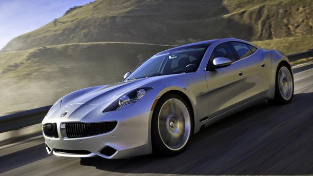 2012 Fisker Karma: Motoramic Drives