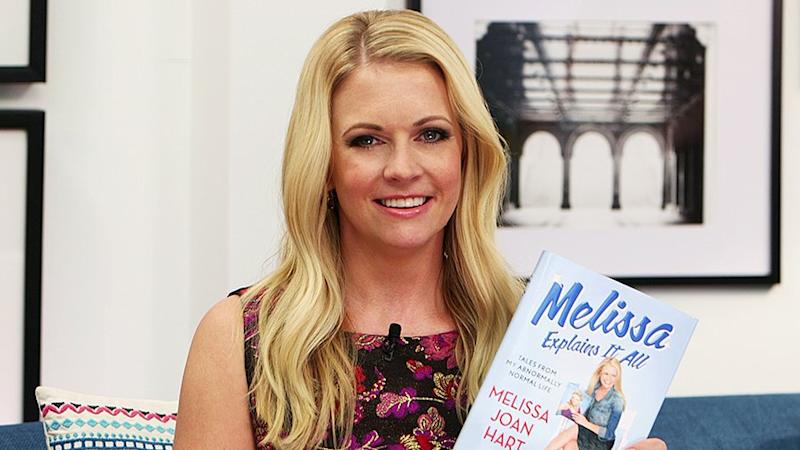 Kiss and Tell: Melissa Joan Hart Rates Hollywood's Best Smoochers