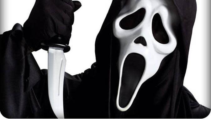 Serial televisi Scream dipastikan akan memakai topeng baru sebagai identitas penjahatnya.