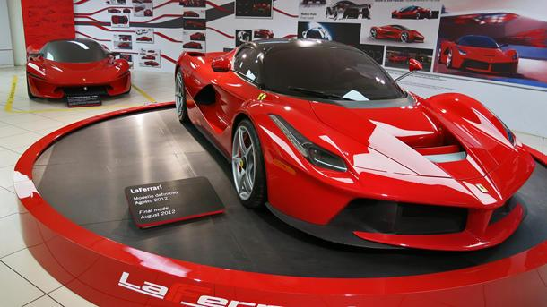 Ferrari cuts production for 2013, vows to never build an electric car