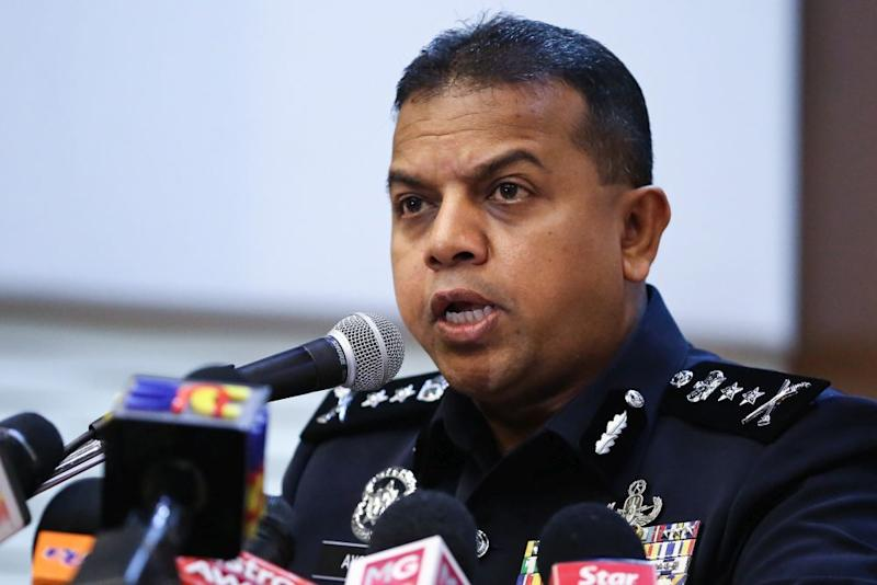 Bukit Aman counter-terrorism chief Ayob Khan Mydin Pitchay says the final decision to release Malaysian terrorist Yazid Sufaat has not been made yet by the Prevention of Terrorism Board, but his detention period will expire this November. — Picture by Yusof Mat Isa