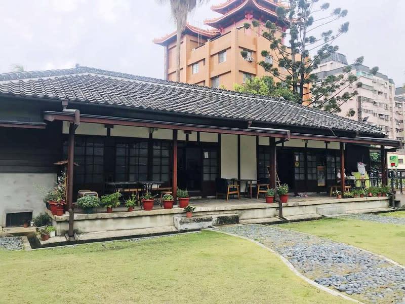 府東創意森林園區:宛如漫步京都