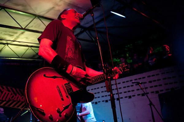 Ted Leo, Moss Icon, the Clean, Best Coast Kick Up Chaos in Tejas