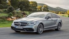 2015 M-Benz CLS Shooting Brake
