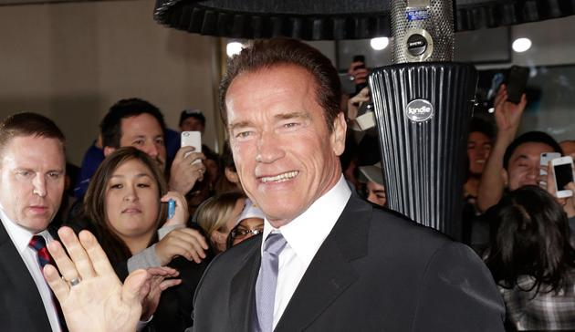 Arnold Schwarzenegger: dealing with ageing