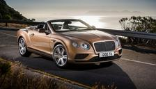 2017 Bentley Continental GT Convertible