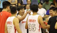 夏季籃球挑戰賽 台銀張博勝關鍵3分球助隊勝 (圖)