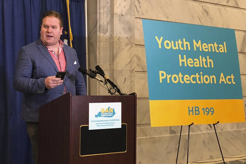 Conversion Therapy Kentucky