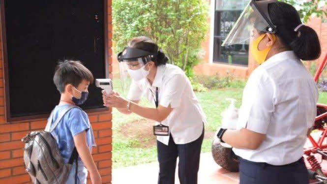 Sekolah-sekolah di Tangerang Akan Terapkan Sistem Ganjil-Genap