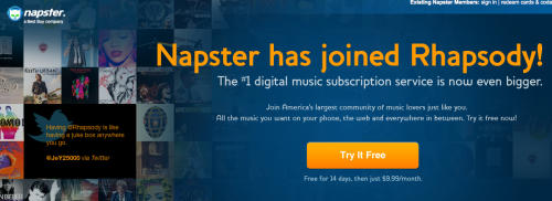 Today Is the Last Day of Napster's Life