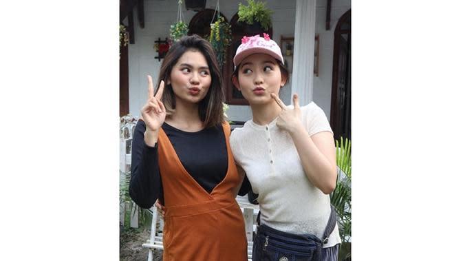 6 Pesona Amara Sophie, Pemeran Tasya di Sinetron Anak Band (sumber: Instagram.com/amarasra)
