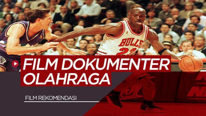 VIDEO: 5 Rekomendasi Film Dokumenter Olahraga, Termasuk 'The Last Dance'