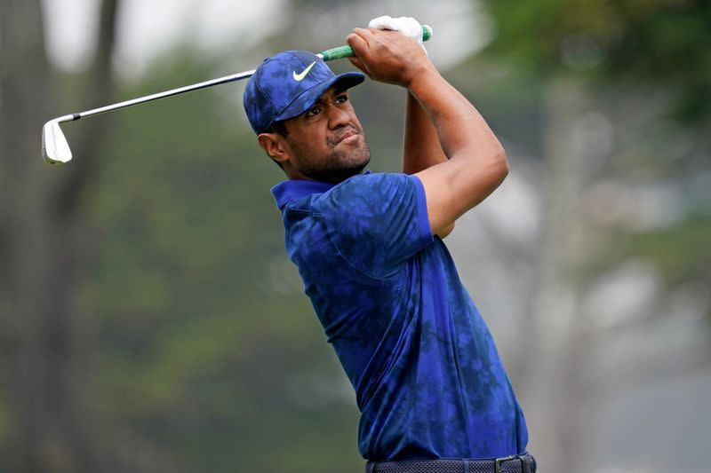 Finau out of Shriners tournament after positive COVID-19 test